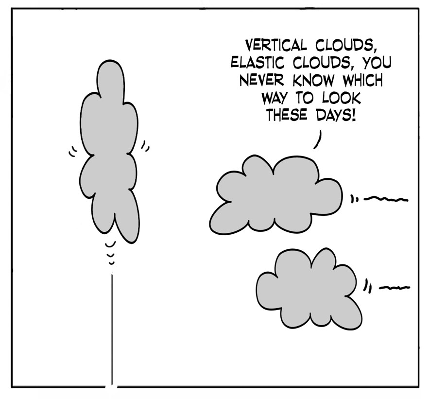 The Lighter Side Of The Cloud – Elastic Clouds