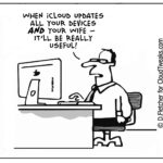 The Lighter Side Of The Cloud – iCloud
