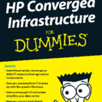Free eBook: HP Converged Infrastructure For Dummies