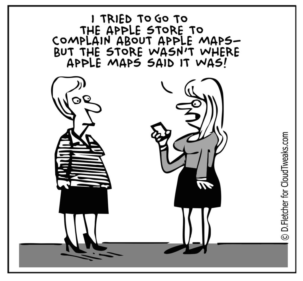 The Lighter Side Of The Cloud – Lost