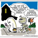 The Lighter Side Of The Cloud – House 17