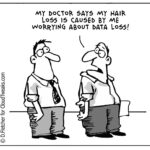 The Lighter Side Of The Cloud – Hair Loss