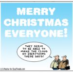 The Lighter Side Of The Cloud – Christmas Cloud