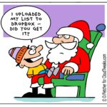 The Lighter Side Of The Cloud – The Wish List