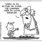 The Lighter Side Of The Cloud – Cloud Services