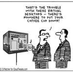 The Lighter Side Of The Cloud – Coffee Break