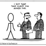 The Lighter Side Of The Cloud – Thin Client