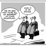 The Lighter Side Of The Cloud – Google It