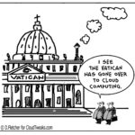 The Lighter Side Of The Cloud – The Vatican