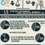 Cloud Infographic:  Critical Role In The Enterprise