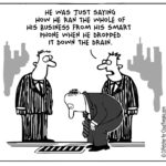 The Lighter Side Of The Cloud – Down The Drain