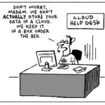 The Cloud: A Place For Your Stuff