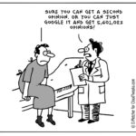 The Lighter Side Of The Cloud – Just Google It!