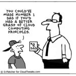 The Lighter Side Of The Cloud – Fathers Day