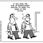 The Lighter Side Of The Cloud – The IT Department