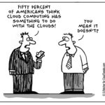 The Lighter Side Of The Cloud – The Meaning Of Cloud