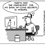 The Lighter Side Of The Cloud – Missing Manuscript