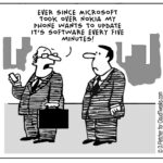 The Lighter Side Of The Cloud – Microsoft Updates