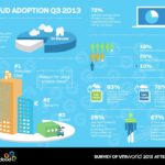 Cloud Infographic: Cloud Adoption Q3 2013 (Survey VMworld 2013 Attendees)