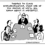 The Lighter Side Of The Cloud – Synchronization