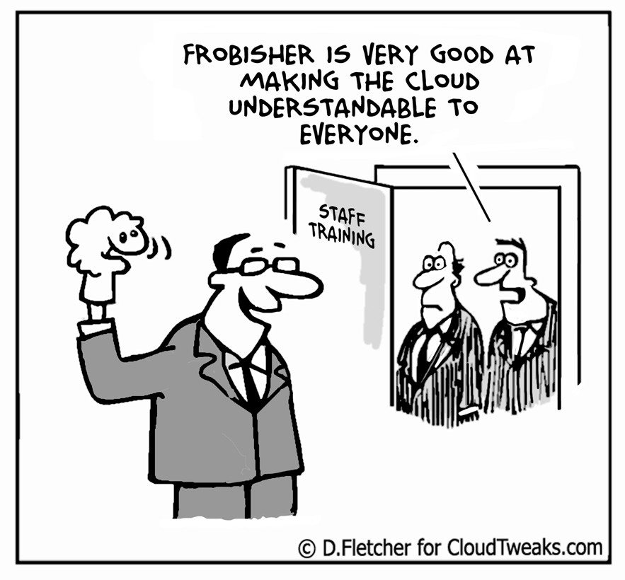 The Lighter Side Of The Cloud – Frobisher