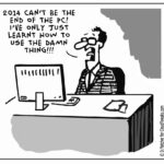 The Lighter Side Of The Cloud – The Personal Computer