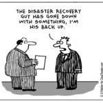 The Lighter Side Of The Cloud – Recovery Backup