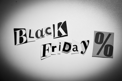 Cloud Black Friday