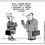 The Lighter Side Of The Cloud – Misunderstanding