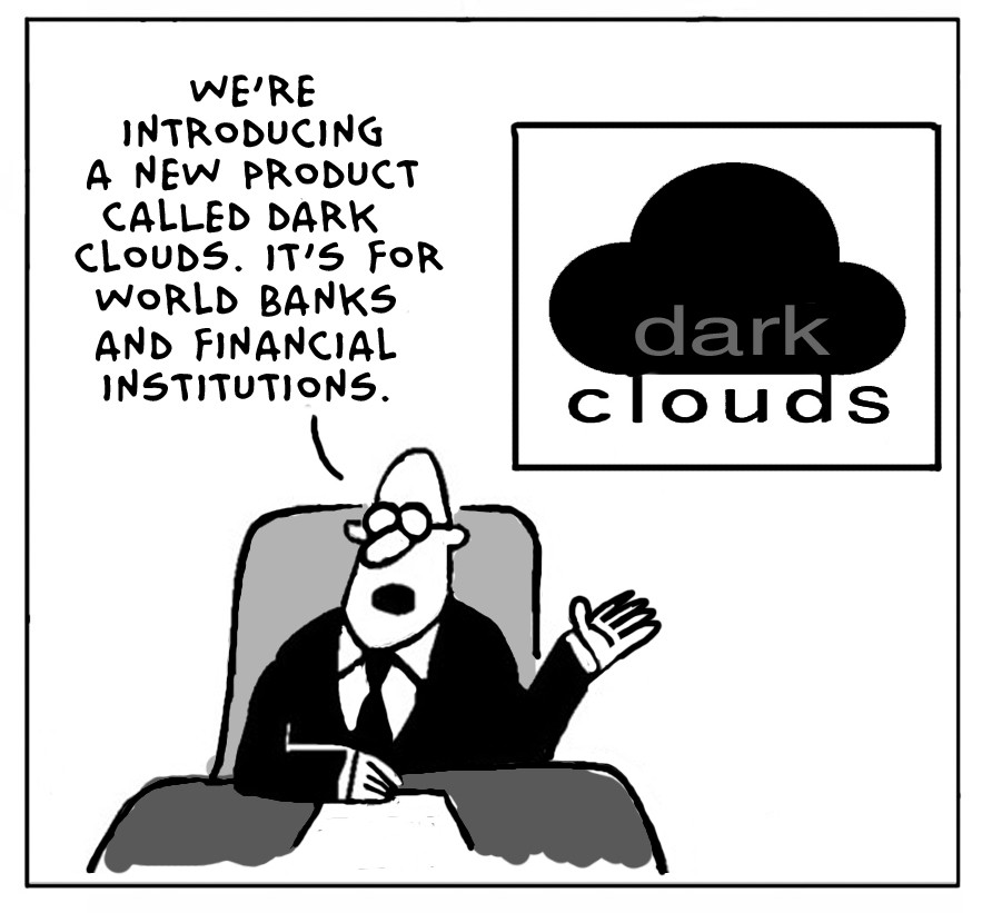 The Lighter Side Of The Cloud – Dark Clouds