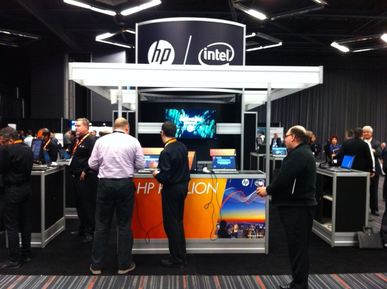 HP Cloud Event Montreal 2012