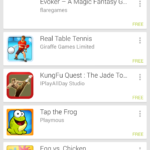 Google Play Games – Taking Your Mobile Games To The Cloud
