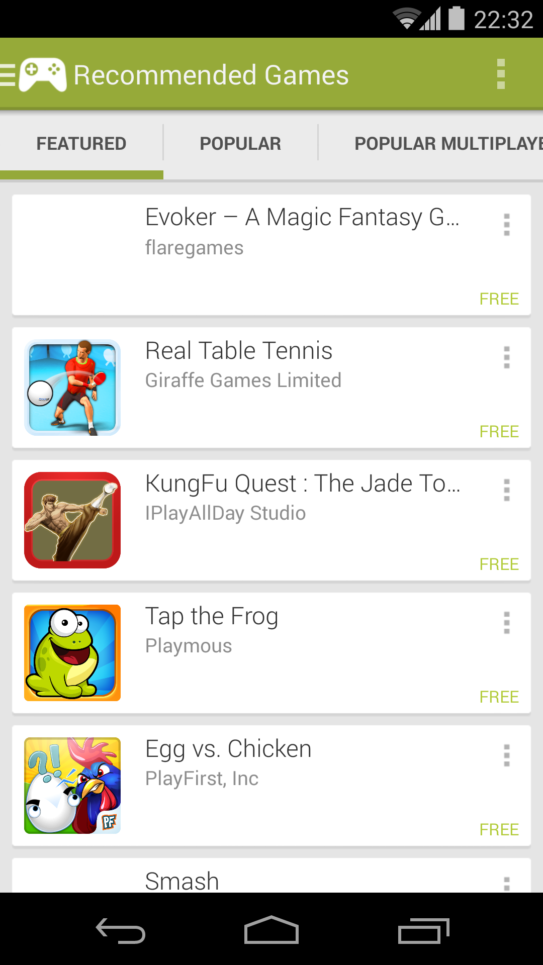 google play games on mobile
