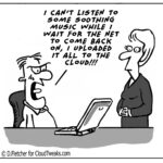 The Lighter Side Of The Cloud – Music To The Ears