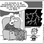 The Lighter Side Of The Cloud – The Backup Reminder