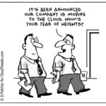 The Lighter Side Of The Cloud – Fear Of Heights