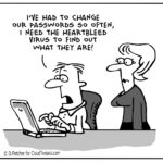 The Lighter Side Of The Cloud – Passwords