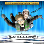 The Lighter Side Of The Cloud – Maintenance Training