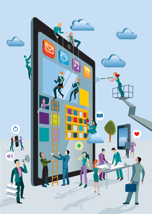 Can You Run Your Business Entirely From A Mobile Device?