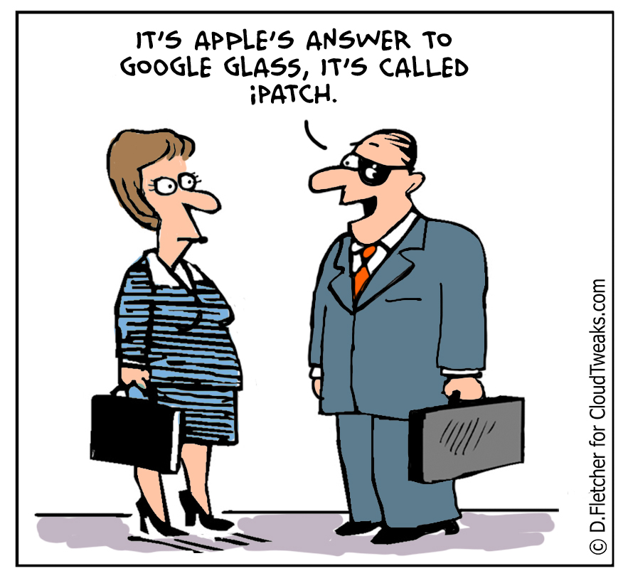 The Lighter Side Of The Cloud – iPatch