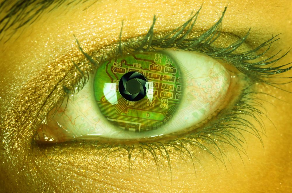 IoT Eye Tracking