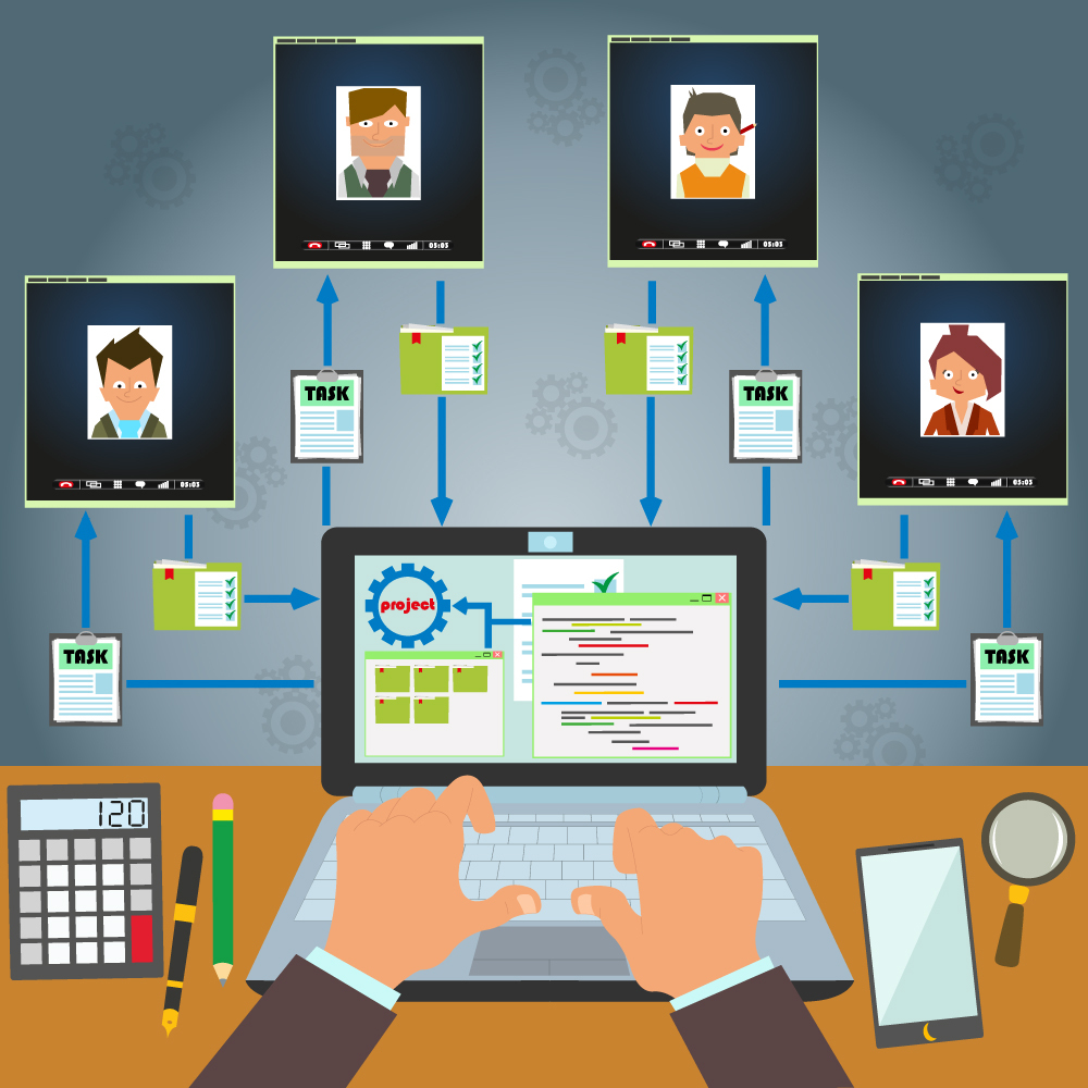 what is audio and web conferencing