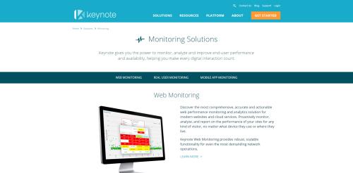KeynoteSystems