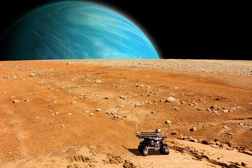 Mars-Virtual-Reality