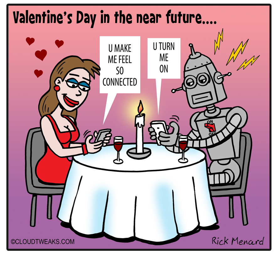 Valentines Day in Future-ON