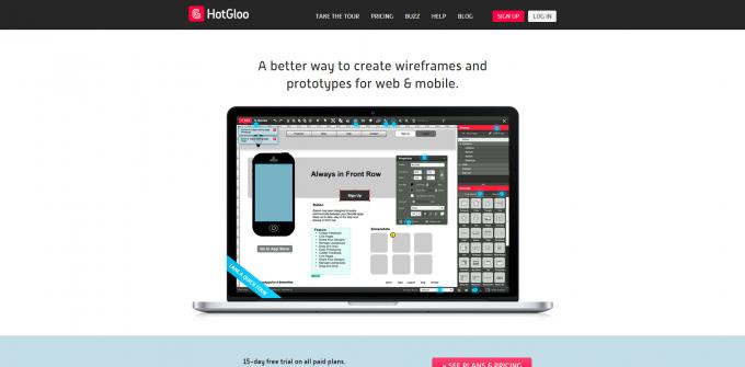 HotGloo-Wireframe-UX-Prototyping-Tool