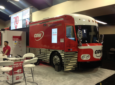Making Virtualization Tangible The Cdw Bus