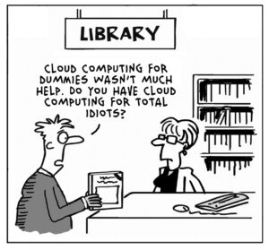 Cloud For Idiots?