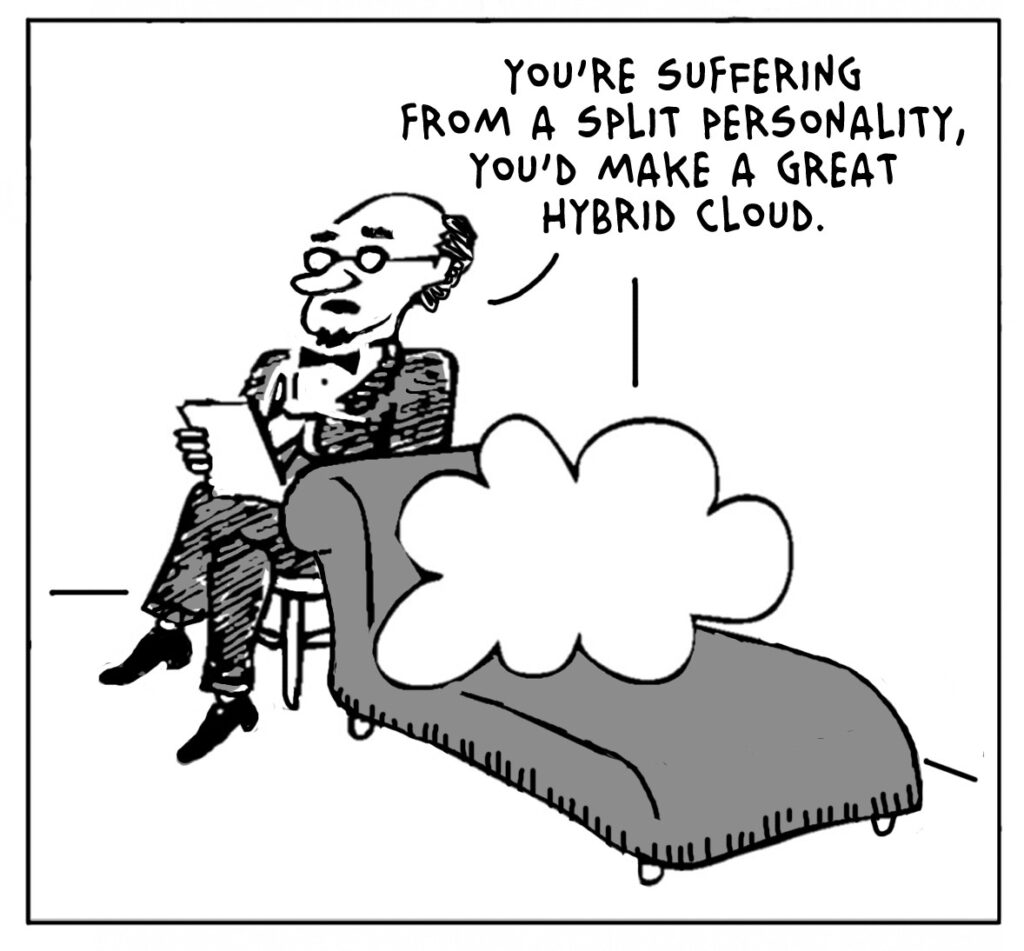 The Lighter Side Of The Cloud