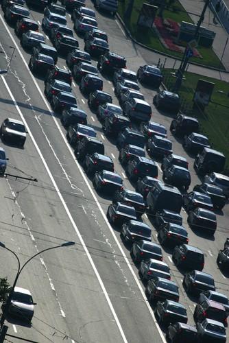 traffic-bottleneck